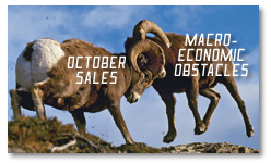 October Sales vs. Macroeconomic Obstacles